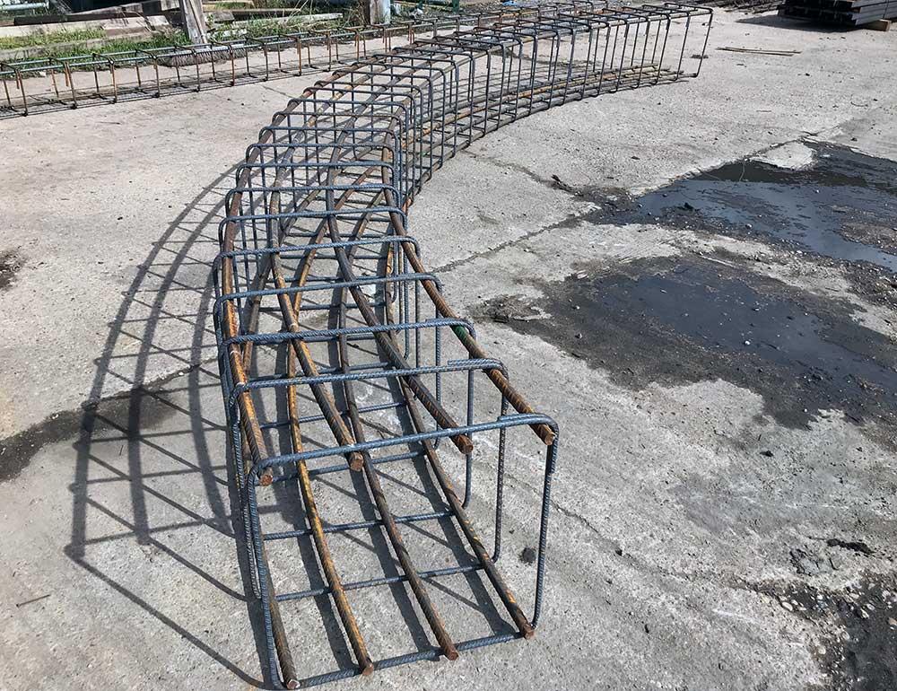 Арматурные бетон бетон 86
